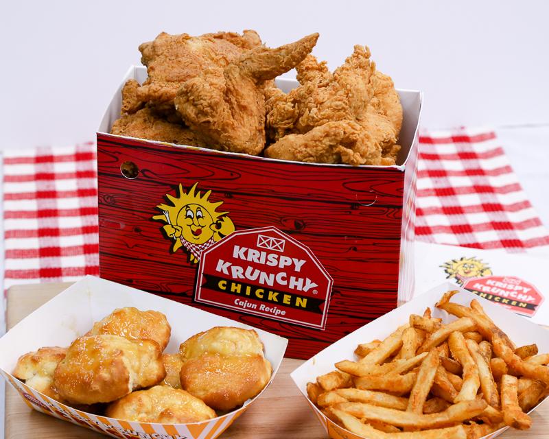 Krispy Krunchy Chicken - Floyd Rd