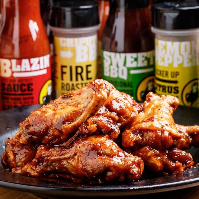 Buffalo Wild Wings - Alexandria - Waitr Food Delivery in Alexandria, LA