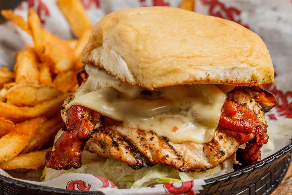 Mugshots Bar & Grill on Airport Blvd  - Waitr Food Delivery