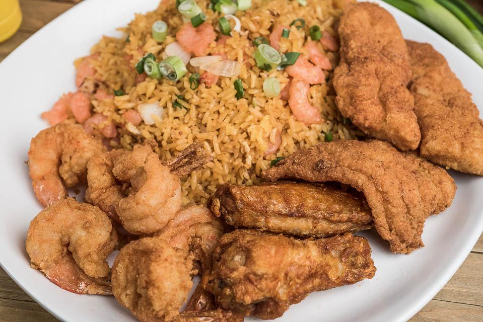 Tony S Express Restaurant Waitr Food Delivery In Augusta Ga