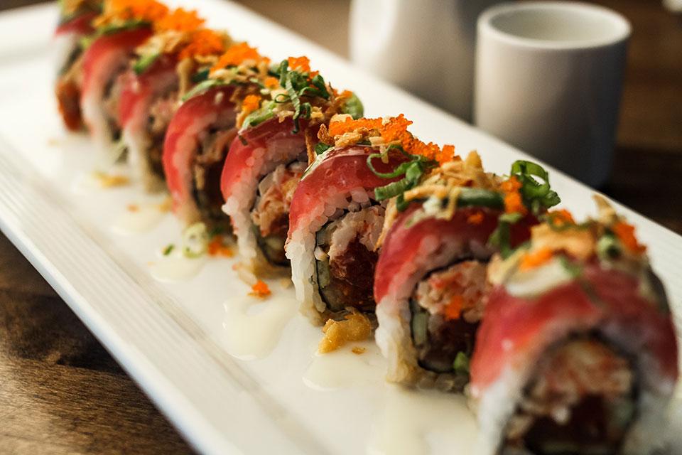 Bonsai Japanese Steakhouse Sushi Bar Clinton Waitr Food Delivery In Clinton Ms