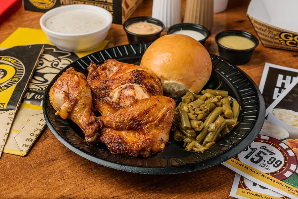 Golden Chick Harker Heights Waitr Food Delivery In Harker